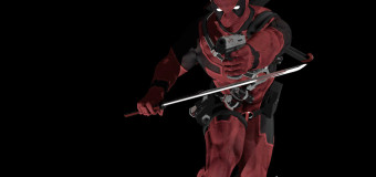 Art: Deadpool Creation Methods