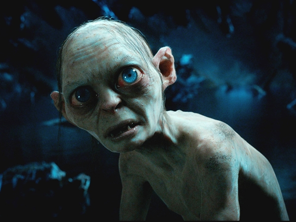 Zbrush Sculpting Gollum