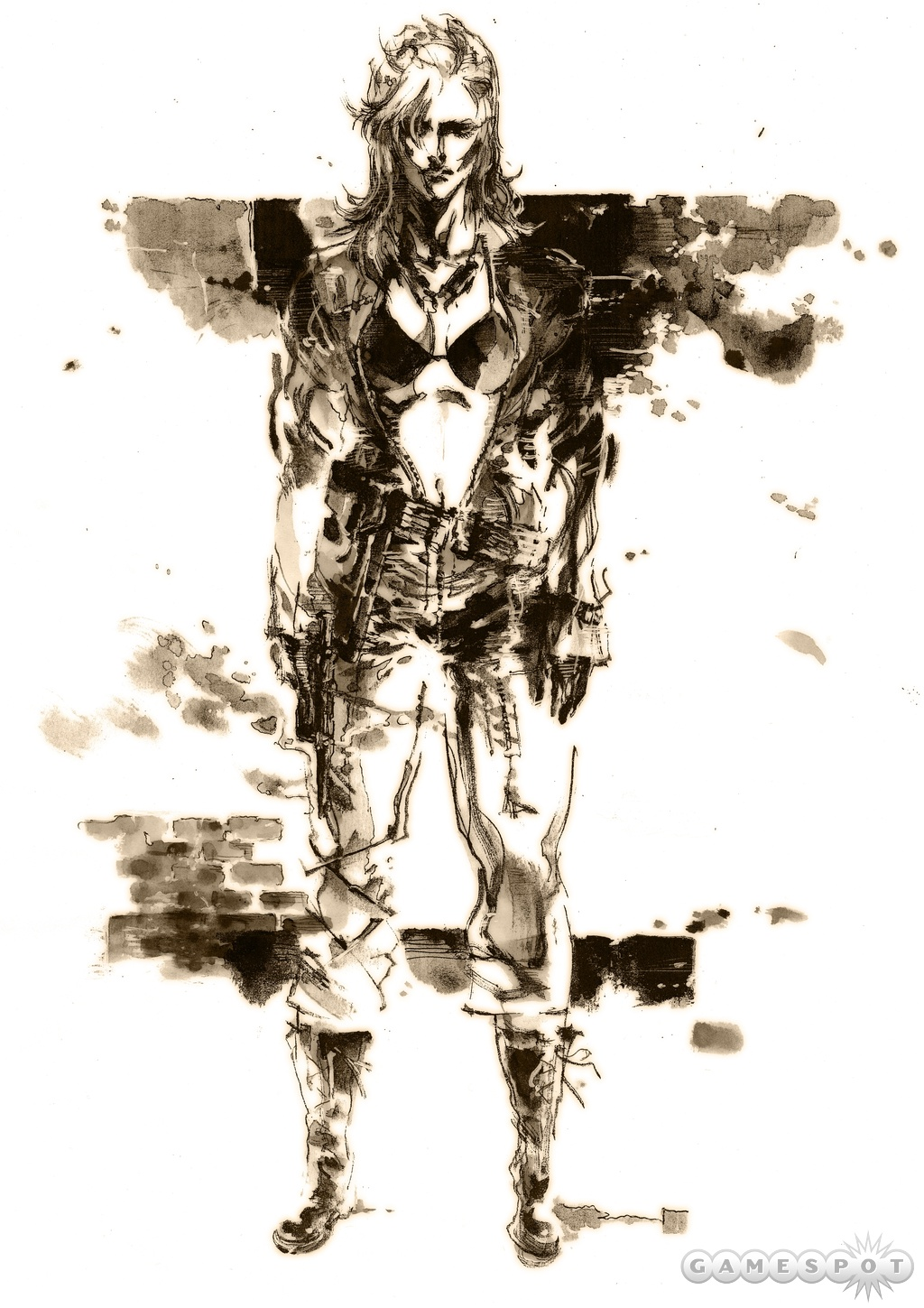 Mgs artwork images for Metal concept