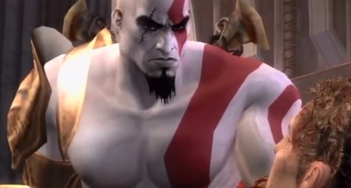 Zbrush Sculpting Kratos